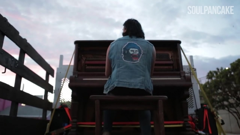 Man Man Hold On To Your Heart (Head On) - Sidewalk Sessions