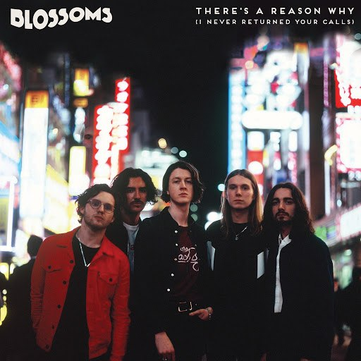 Blossoms album There's A Reason Why (I Never Returned Your Calls)