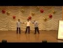 Танцевальная группа реабилитации «Восторг» Пелевин Алексей, Сухарев Михаил и Алексеев Василий танец – «Яблочко»