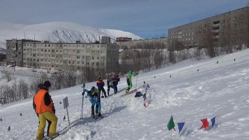 Спринт кубок России по ски-альпинизму, полуфинал. 01.04.18