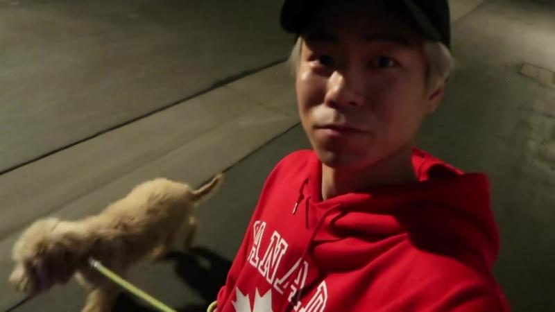 Daisuke Murakami vlog 8.03.18