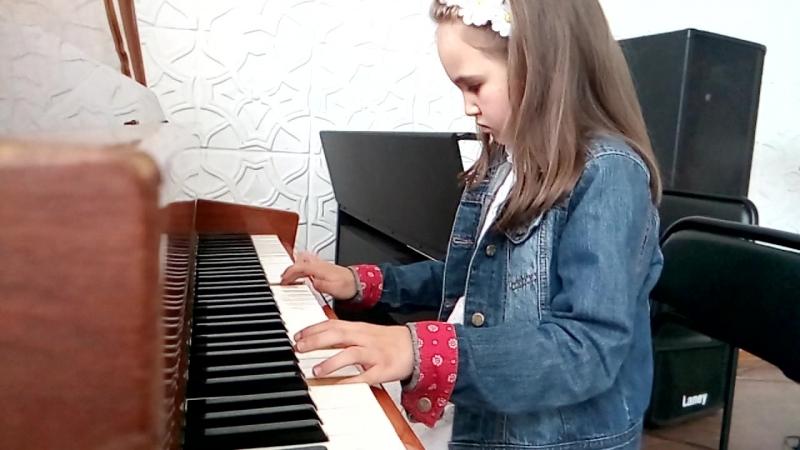..и академ. по фортепиано!