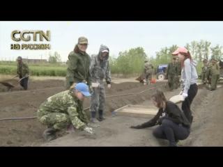 Сотрудничество лесоводов. Студенты Дальневосточного аграрного университета прошли практику в китайском Хэйхэ