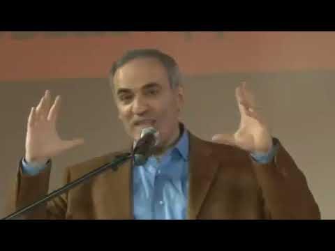 Г.Каспаров. Требуемый объем информации для принятия качественного решения.