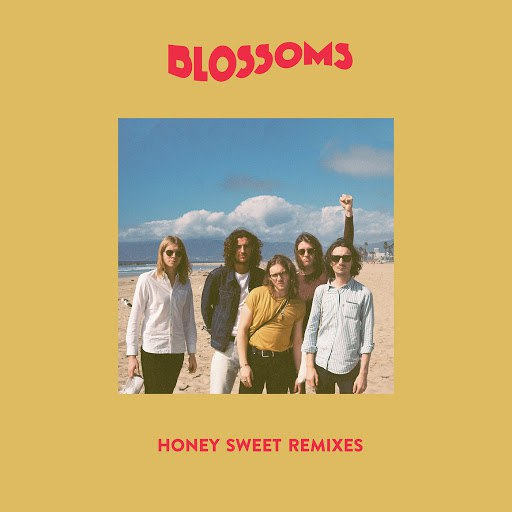 Blossoms album Honey Sweet (Remixes)