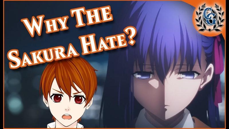 Why All the Sakura Hate? - Sippy Reviews - Chaldea Gurus