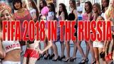 FIFA 2018 in Russia (promo clip). Free Russian girls.