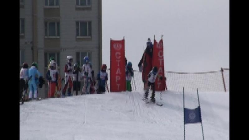 Турнир спортивной школы Закрытие зимнего сезона дисциплина: Слалом-гигант