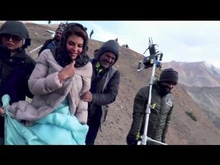 Shooting in -2 Degrees ft Jacqueline Fernandez ¦ Shaan Muttathil
