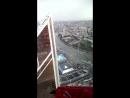 Август 2018 Москва Сити башня Федерация самая высокая в Европе 90 этаж