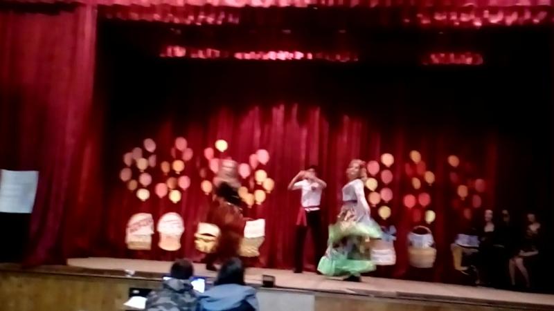 22нк Цыганский танец