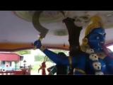 Hindu Goddess Lord Kali's Eyes Moving - Miracle Video Must Watch.mp4