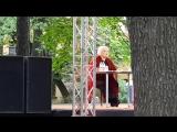 Поэтический вечер Светланы Крючковой в Фонтанном Доме, посвящённый 129-летию со дня рождения Анны Ахматовой (часть - 7)
