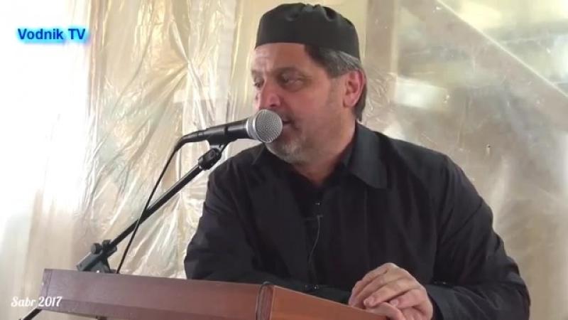 смерть Умара ибн аль Хаттаба ( 'до слёз' ) Хусейн Афанди.mp4