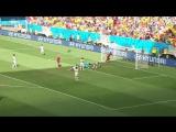 ЧМ-2014. Гол Криштиану Роналду в ворота Ганы