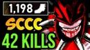 SCCC Flash Mode Bloodseeker! SUPER Close Game