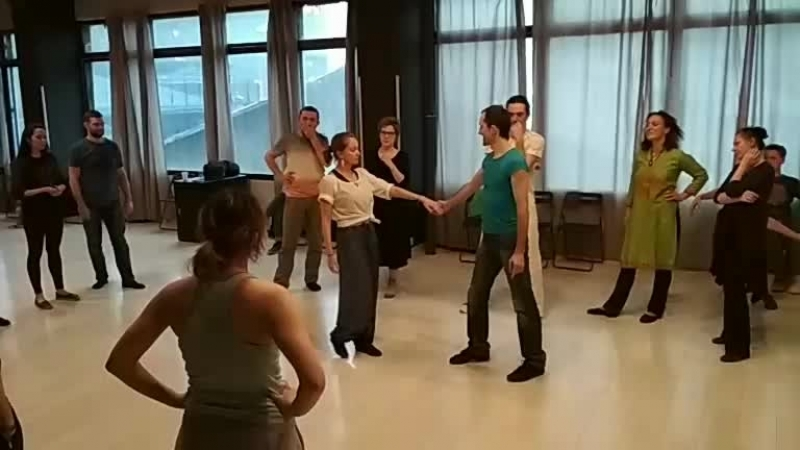 III Фестиваль Танцуя вместе Евгения Барменкова