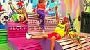 Sin Pijama - Becky G Natti Natasha | Zumba Dance Choreo
