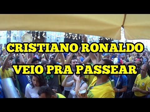 Cristiano Ronaldo veio pra passear Nós temos o Neymar Nova música da torcida brasileira na Copa