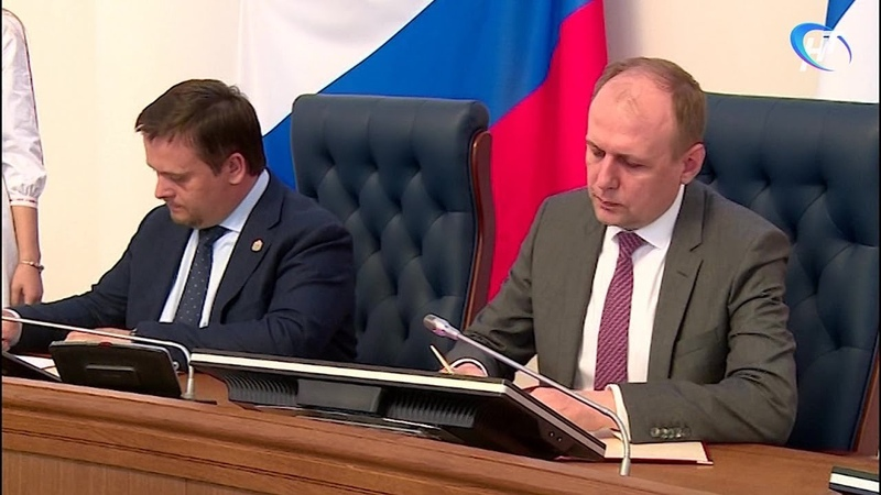 Подписано соглашение между Правительством Новгородской области и Федеральной антимонопольной службой