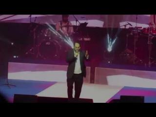 מרדכי בן דוד, שמילי אונגר, אלי הרצליך ואהרון רזאל בבניני האומה סוכות תשעח