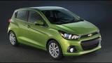 Chevrolet Spark EV электромобиль гибрид  цена $12170, полностью электрическая - $26685.
