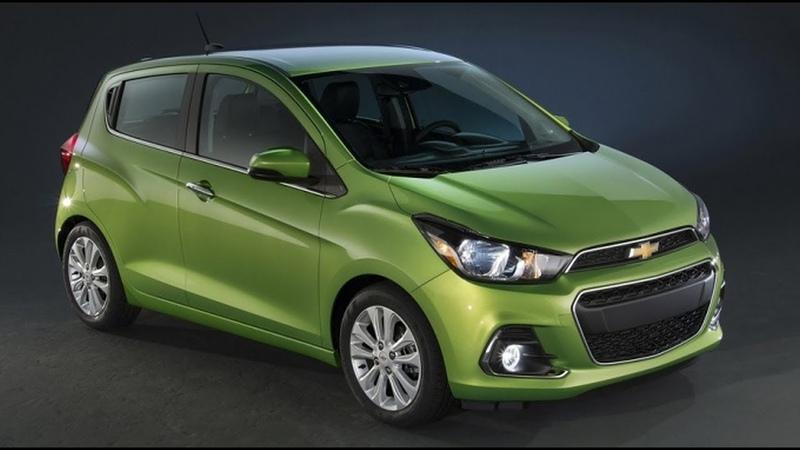 Chevrolet Spark EV электромобиль гибрид – цена $12170, полностью электрическая - $26685.