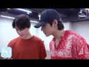 [ Озвучка RS ] [BANGTAN BOMB] BTS PROM PARTY : UNIT STAGE BEHIND - 죽어도 너야 - BTS (방탄소년단)