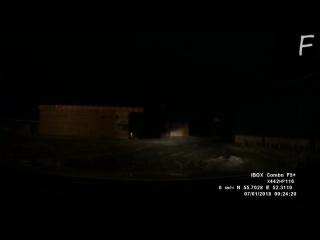 Метеорит (Болид) в Набережных Челнах, Россия 07.01.2018 _ Meteorite in Naberezhnye Chelny, Russia