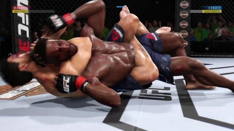 EA Sports UFC 3: need a hero