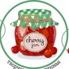 CherryFlowers - цветы, вырубка, украшения