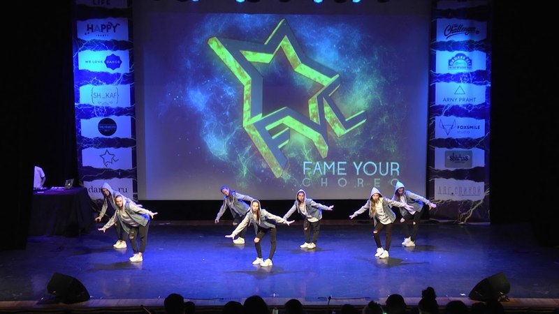 40 Team Crew Family BEST DANCE SHOW JUNIORS Fame