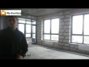 Начала ремонта в квартире 90м2 Жк Савёловский Сити
