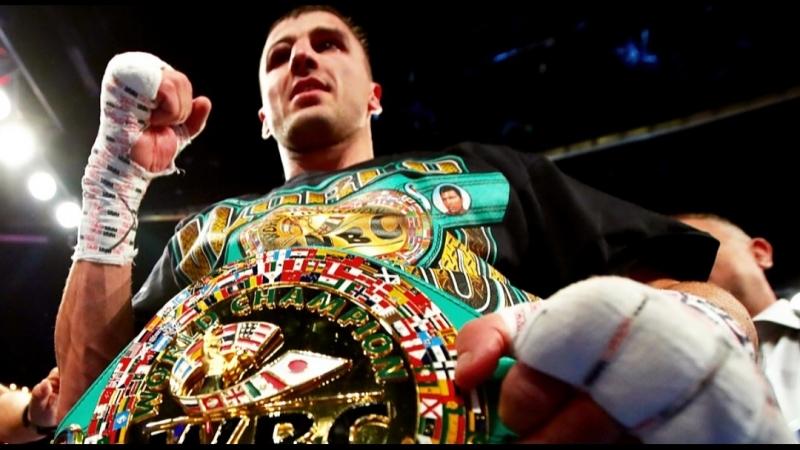 Александр Гвоздик победил Мехди Амара и заваоевал пояс WBC Interim!