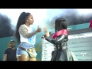 Lil' Kim Remy Ma Wake Me Up LIVE at Summer Jam 2018