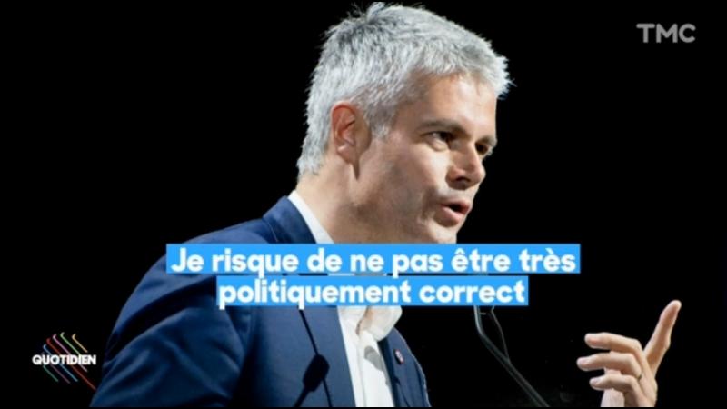 Les très embarrassants enregistrements de Laurent Wauquiez qui déballe tous sur Sarkozy, Darmanin, Macron, Fillon...