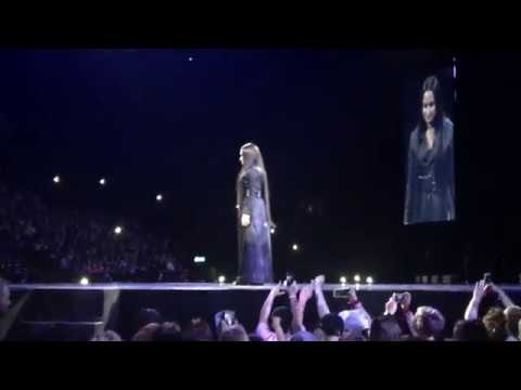 Demi Lovato Dublin - Opening/You Don't Do It For Me Anymore Live (25/5/18)