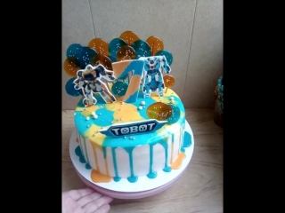 Торт Тоботы