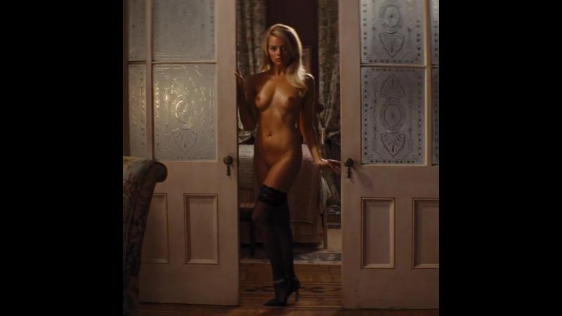 Это видео можно смотреть бесконечно Голая Марго Робби Margot Robbie Отрывок из фильма Волк с Уолл стрит Не порно