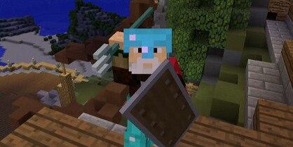 Обзор новой версии Minecraft PE 1.3