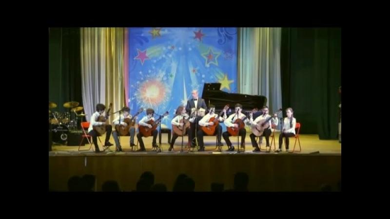 отчетный концерт 2016г.
