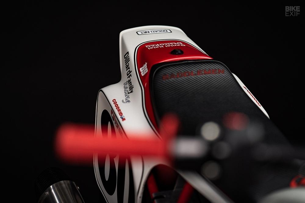 Lloyd Brothers Motorsports: гоночный флэт-трекер Ducati