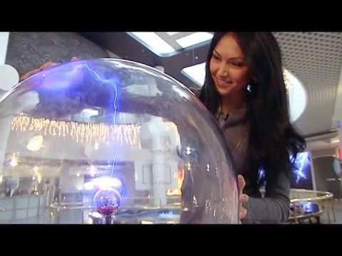 Румия Ниязова - Презентация на телеканале RTG TV