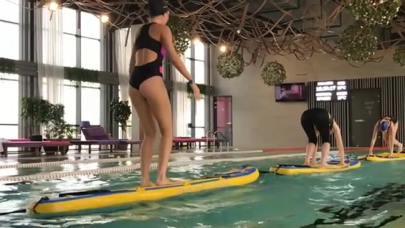 Велнес-клуб Balance sportspa SUP'P-СЕРФИНГ В БАССЕЙНЕ