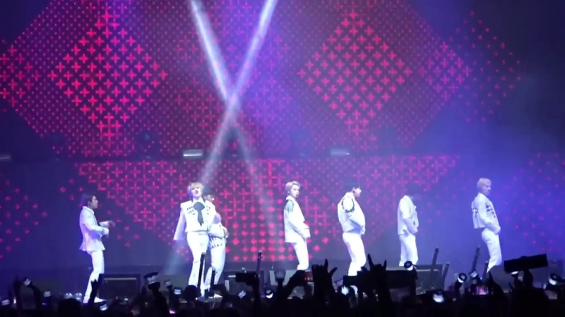 [VK][180620] MONSTA X fancam - Be Quiet @ The 2nd World Tour The Connect in Amsterdam