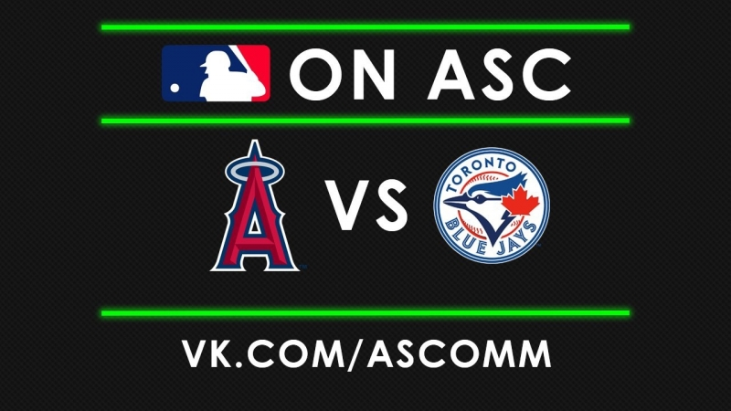 MLB | Angels vs Blue Jays