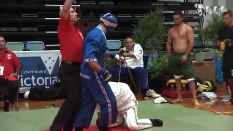 «РОСЦЕНТР ПАНКРАТИОН» на Всемирных Играх Боевых Искусств – Австралия 2013