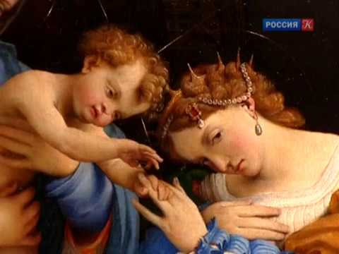 Великие живописцы Ренессанса из Академии Каррара. Часть 2. Ирина Александровна Антонова