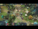 Amazing last teamfight - 2v5 - VGJS vs Immortals