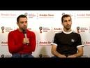 Xavi Herikh Mkhitaryan FULL INTERVIEW Чави и Генрих Мхитаряан ПОЛНЫЙ ИНТЕРВЬЮ